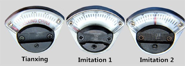 Comparison Of Shenyang Tianxing Webster's Hardness Tester With Inferior Imitation
