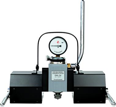 Brinell Hardness Tester for Petroleum Machinery Equipment