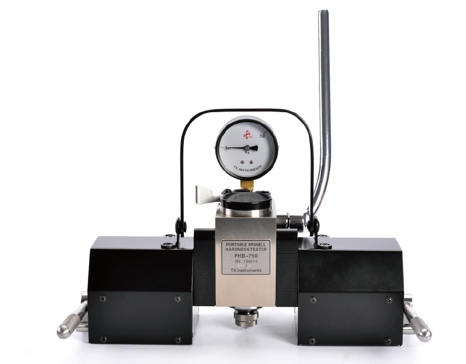 Solution of Hydraulic Brinell Hardness Tester